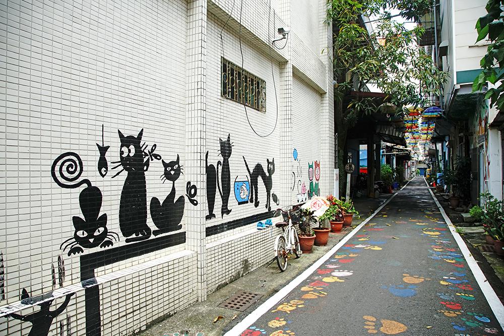 甲仙老街是日治時期所規劃的都市計劃。