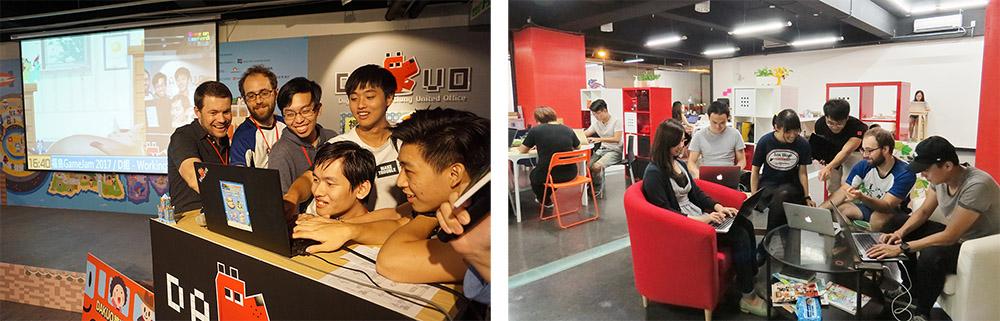 成立滿6週年的DAKOU扶植了許多在地新創團隊。(圖片提供/DAKUO高雄市數位內容創意中心)