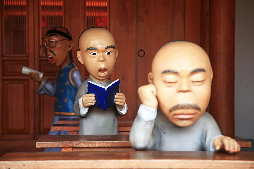 穿梭歷史時空兩百年,鳳儀書院講堂開課了!