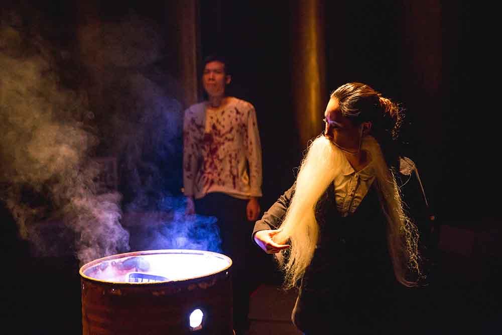 表演家合作社的小人物狂想曲,將移師美濃文創中心與楠梓翠平里活動中心爆笑登場。