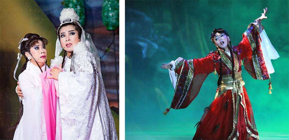庄頭歌仔戲今年上演21場經典好戲。