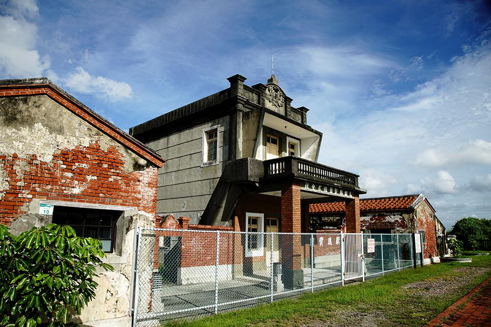 烏樹林製鹽株式會社辦公室為市定古蹟。
