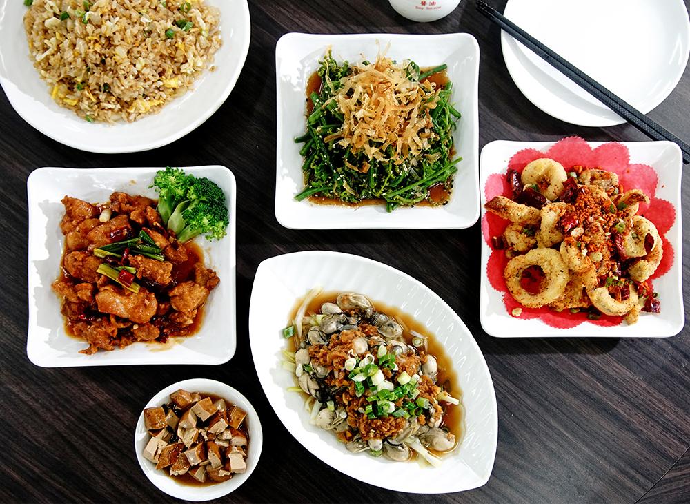 八海鮮餐廳招牌菜,每一道都精彩。
