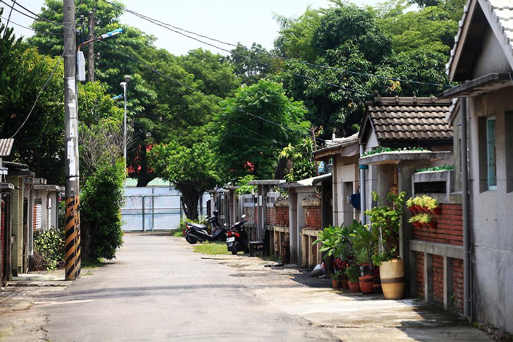 目前黃埔新村規劃為「以住代護人才基地」。