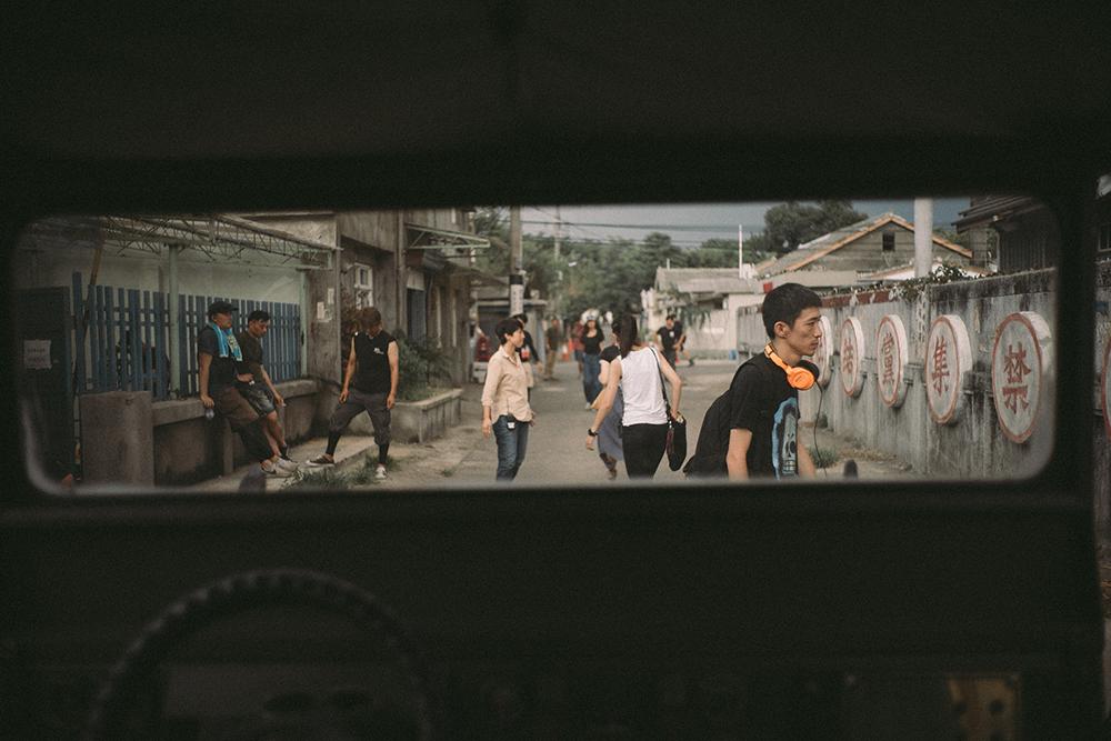 林俞均認為高雄將眷村建築及氛圍保留得很完整,對劇組拍攝相當友善。