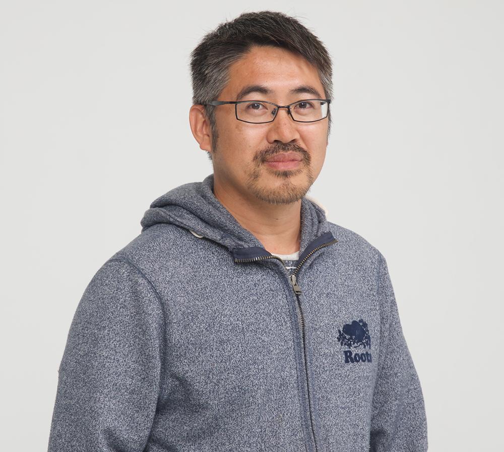 高雄電影館副館長/黃晧傑