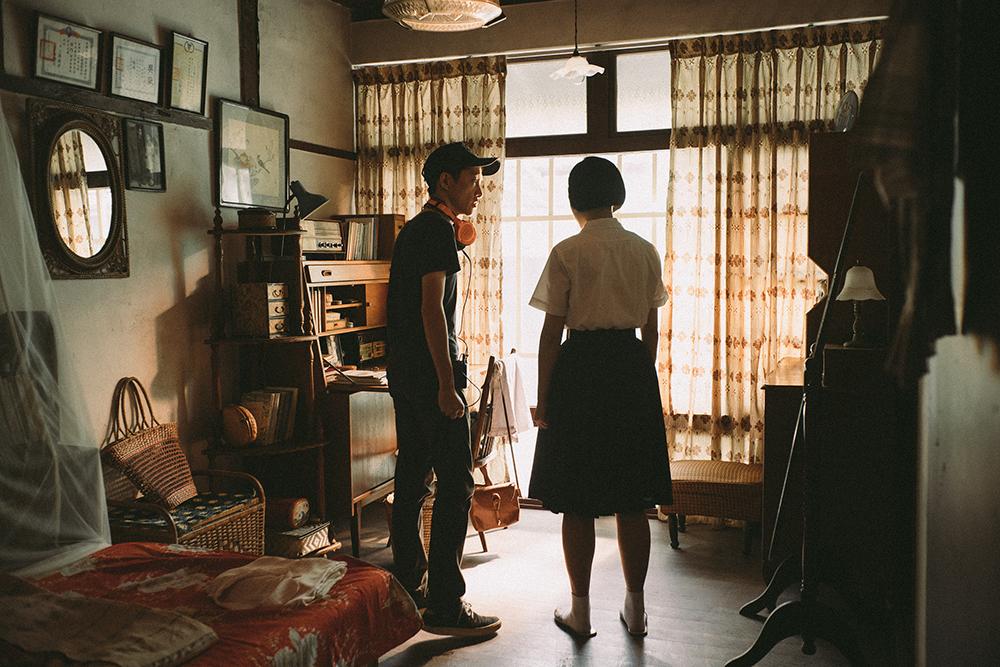 《返校》許多場景以黃埔新村、明德訓練班為主,帶出當時的時代氛圍。