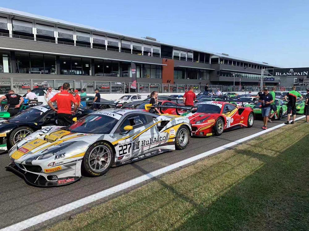本次賽事國內開放150個報名名額,也邀請到國外頂尖車隊參賽。