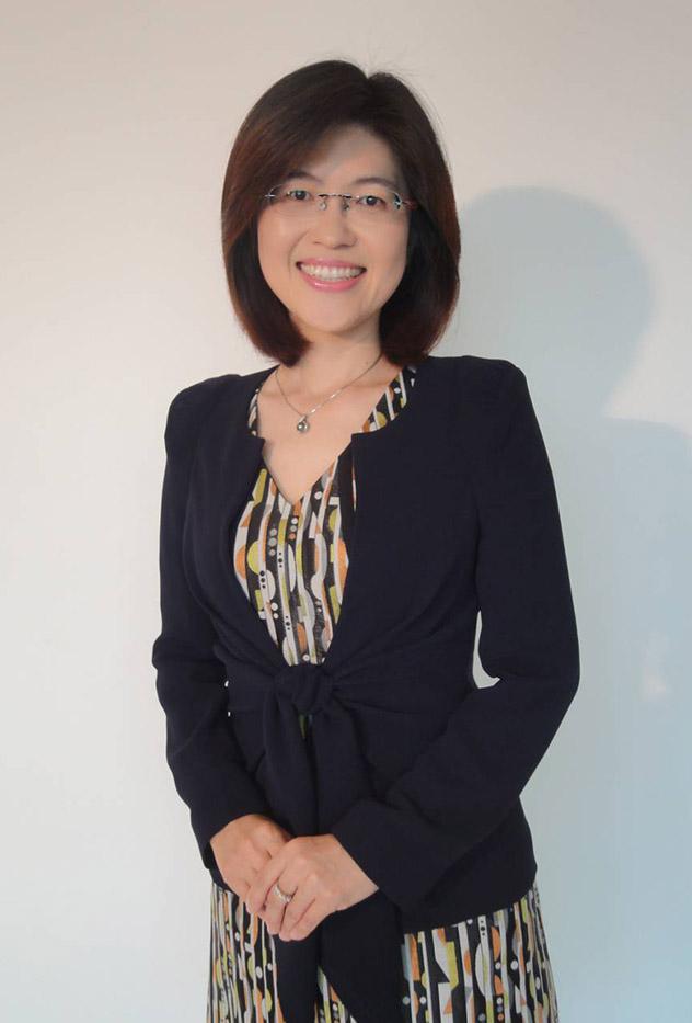 「國際老人護理領導獎」得主陳桂敏。(圖片提供/陳桂敏)