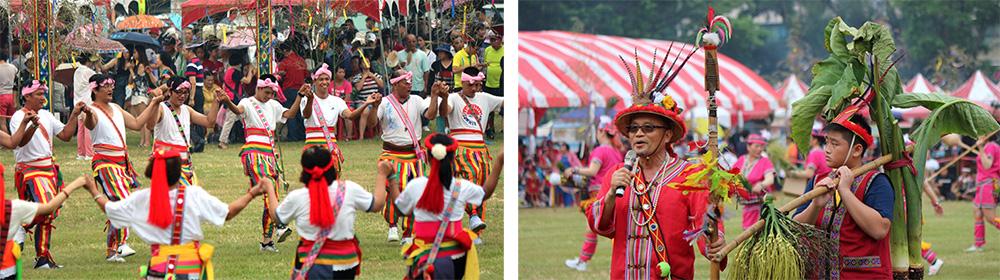 豐年祭是原住民重要的歲時祭儀。(圖片提供/高雄市原住民事務委員會)