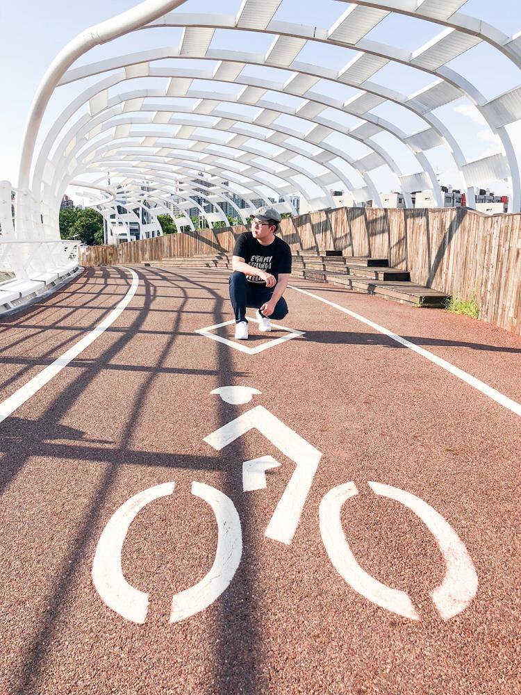 前鎮之星自行車道