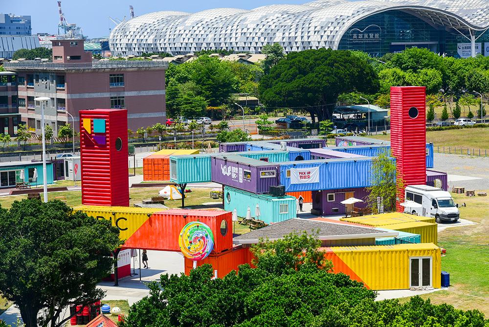 「集盒」塑造亞洲新灣區新意象。(攝影/陳十攝影工作室)