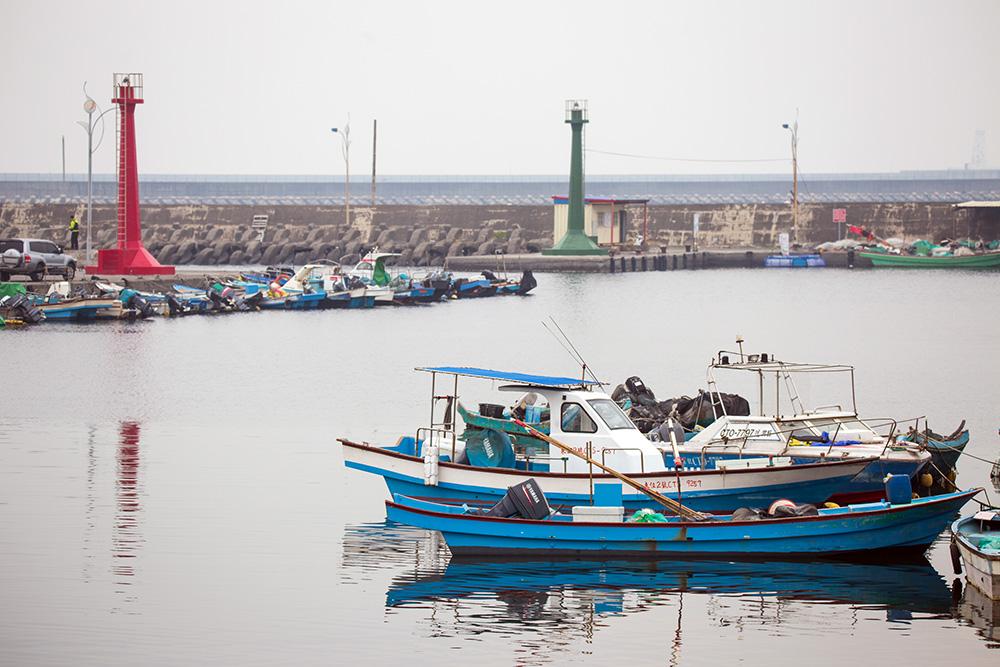 永新漁港(攝影/連偉志)