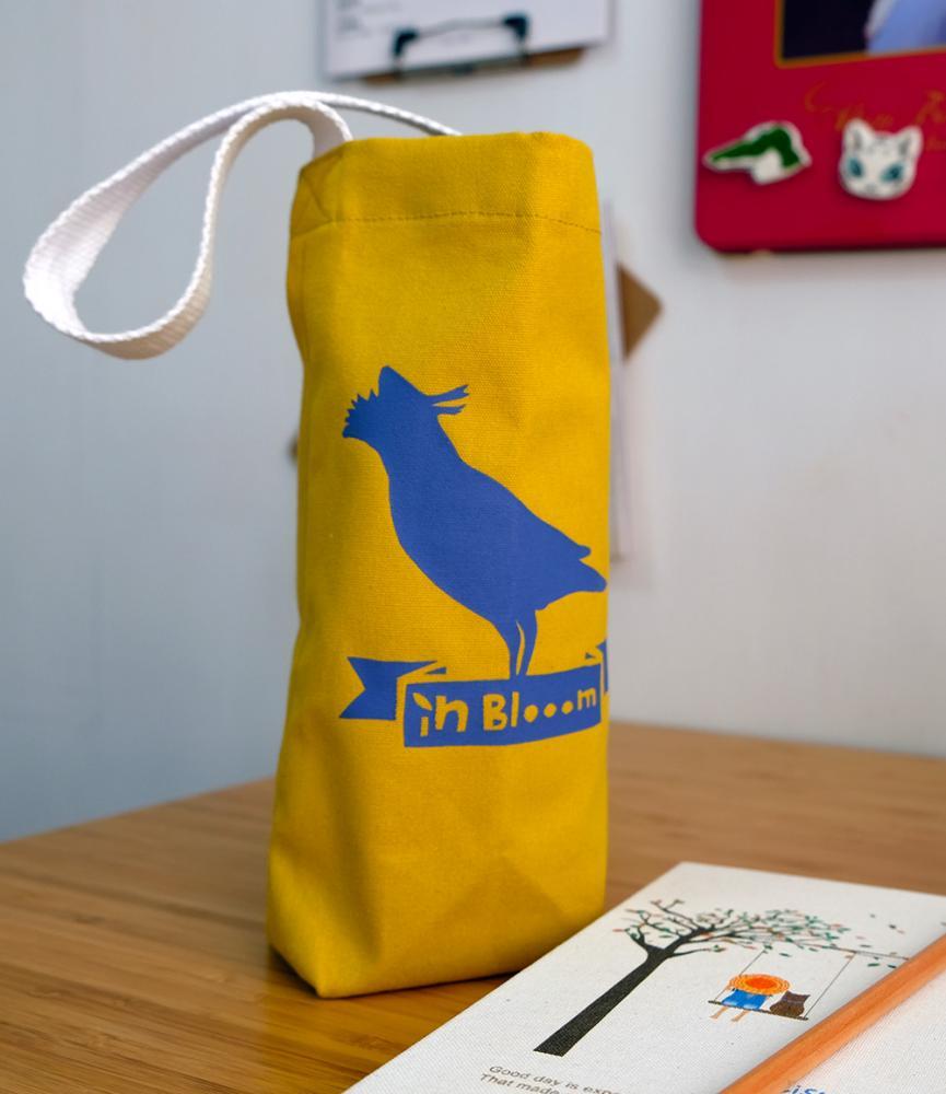 自己「印」的飲料袋(攝影/N̂gChú-jiû黃子柔)