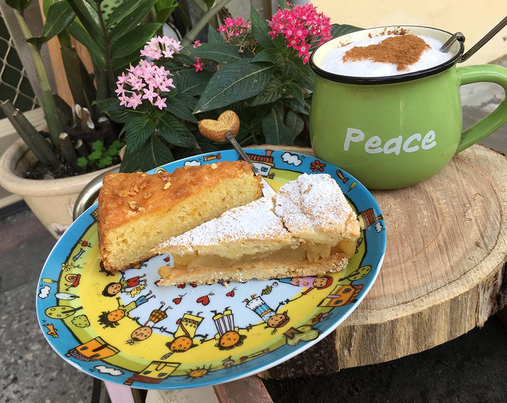 嚐嚐「不甜的」歐式蛋糕吧(圖片提供/高珍娜)