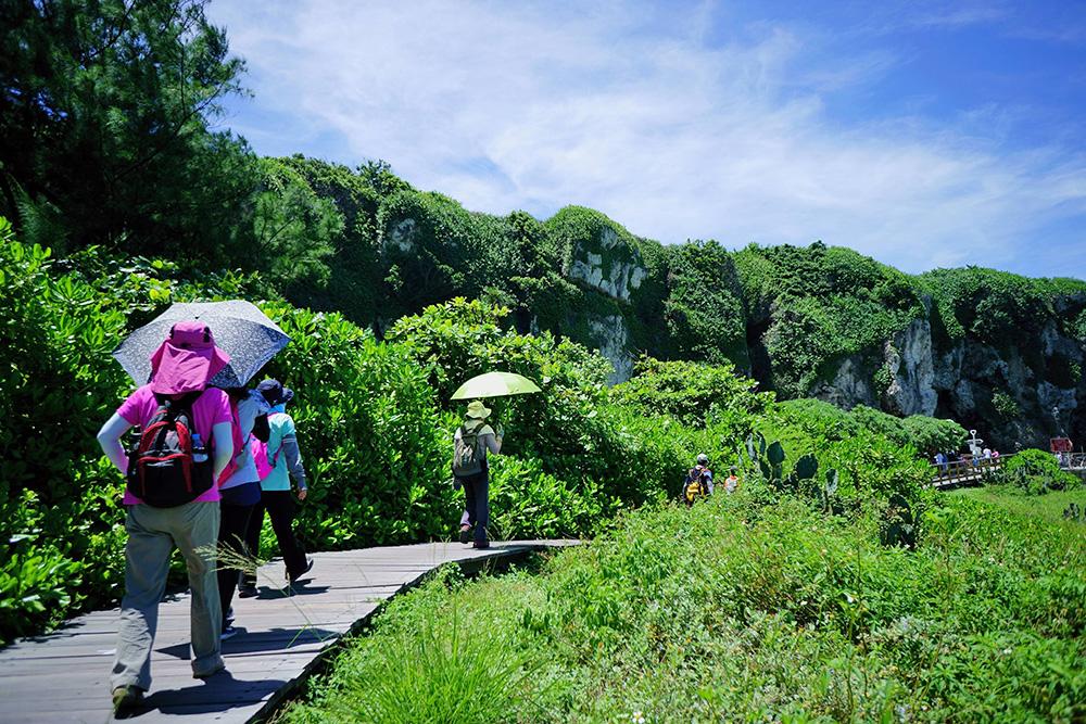 旗后山景觀步道(攝影/Bill Hwang)