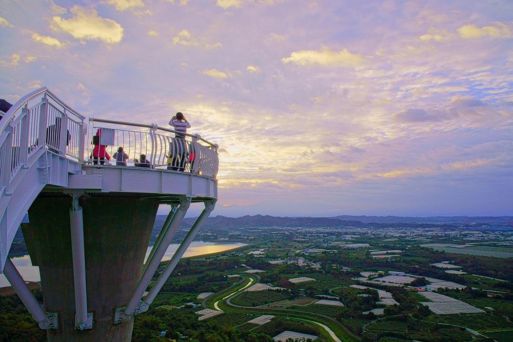 崗山之眼天空步道(攝影/Bill Hwang)
