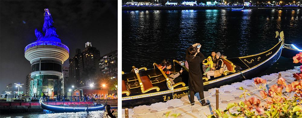 貢多拉船(攝影/陳十攝影工作室)
