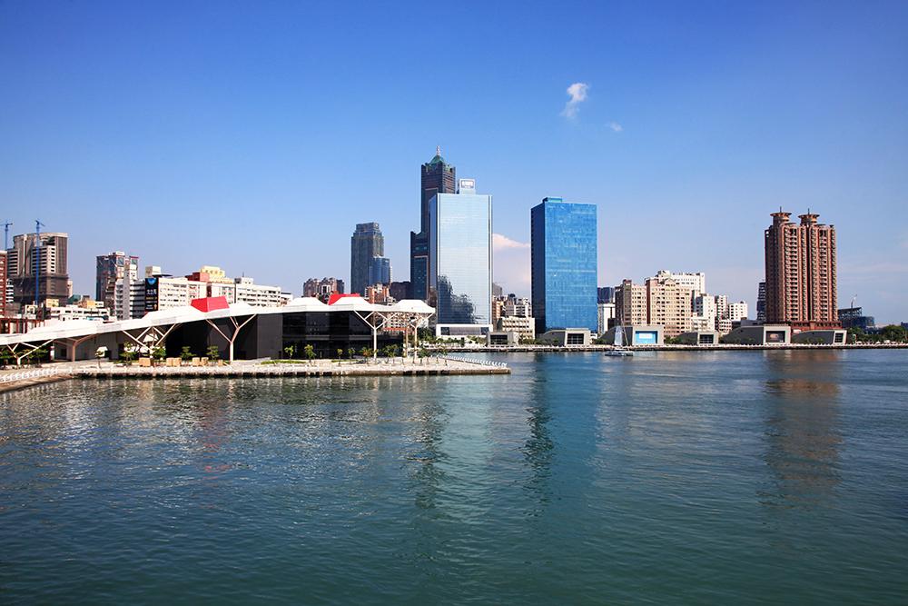 海港是高雄場景的優勢之一。(攝影/曾信耀)