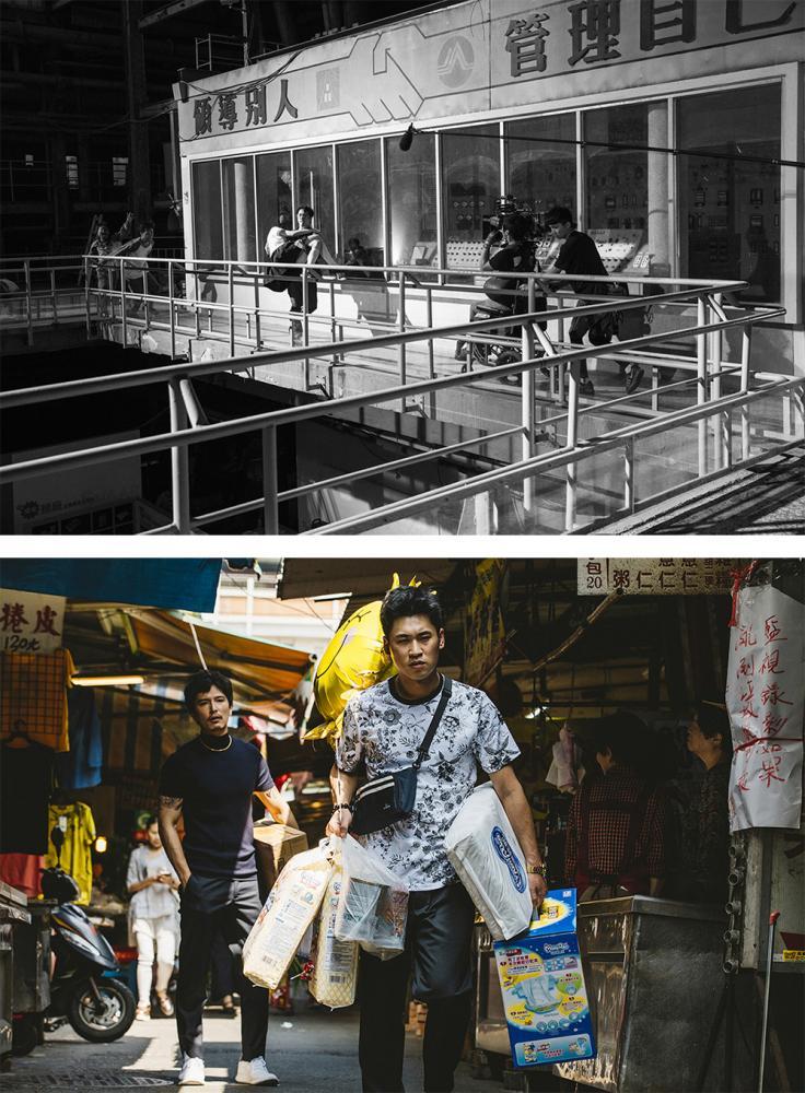 《江湖無難事》取景高雄,源於許多景點符合故事設定氛圍。(照片提供/華映娛樂股份有限公司)