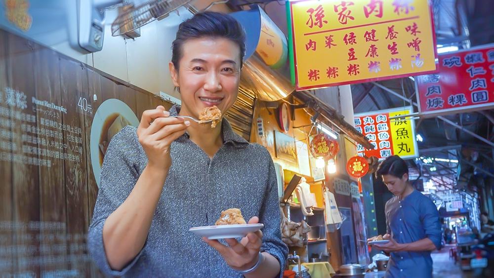 陳鴻認為不同的時代會有不同食物的記憶,而這些記憶最終會變成一觸即發的鄉愁。(照片提供/高雄市政府觀光局)