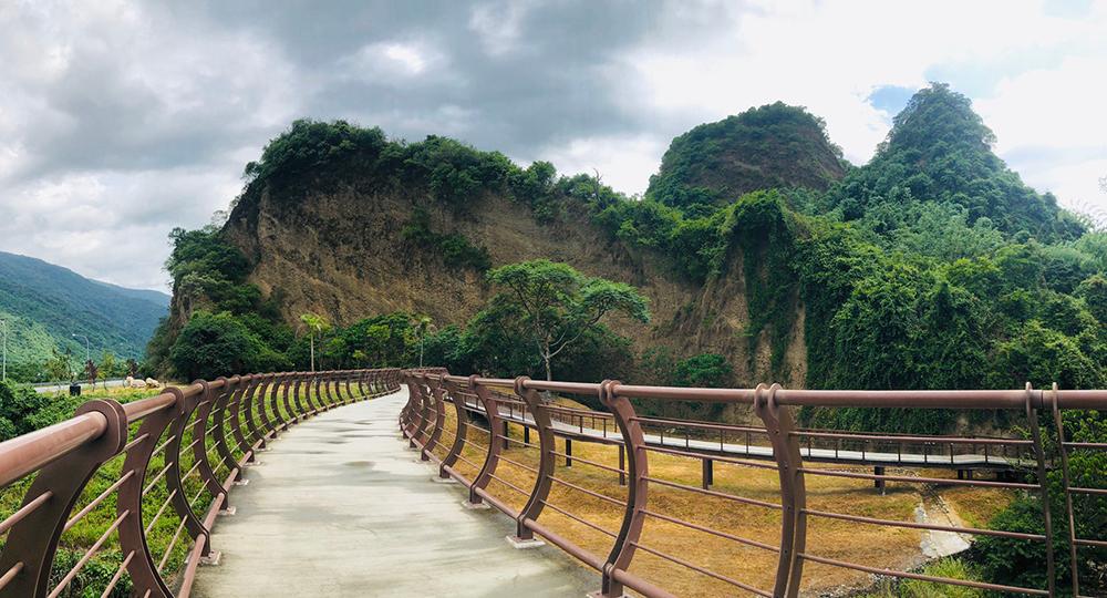 十八羅漢山服務區。(照片提供/十八羅漢山自然人文協會)