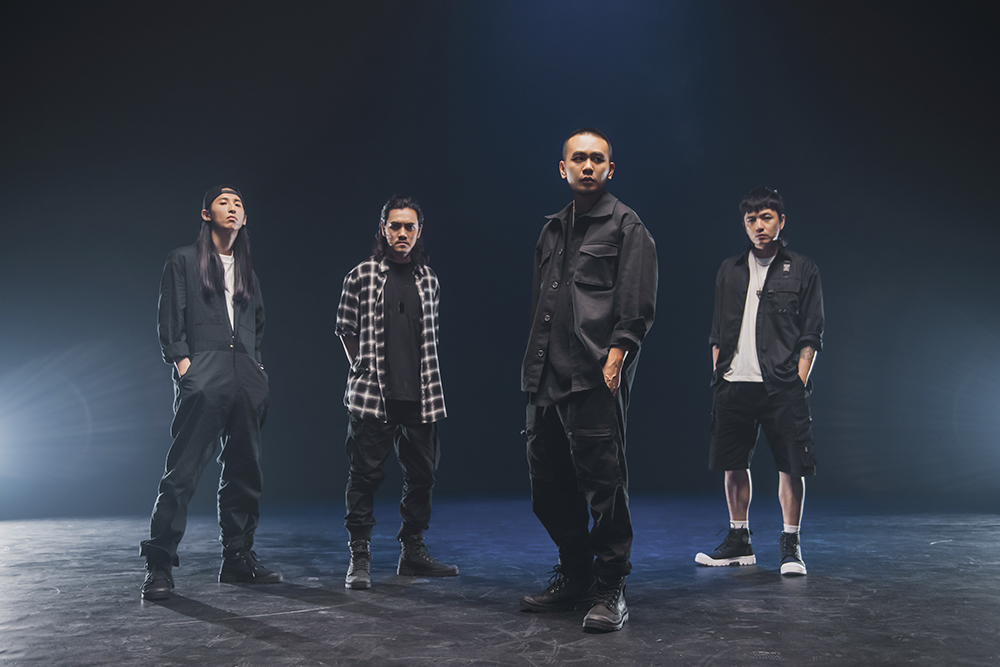 滅火器樂團的台語歌,真切到連香港及中國歌迷都為之動容。(照片提供/火氣音樂)
