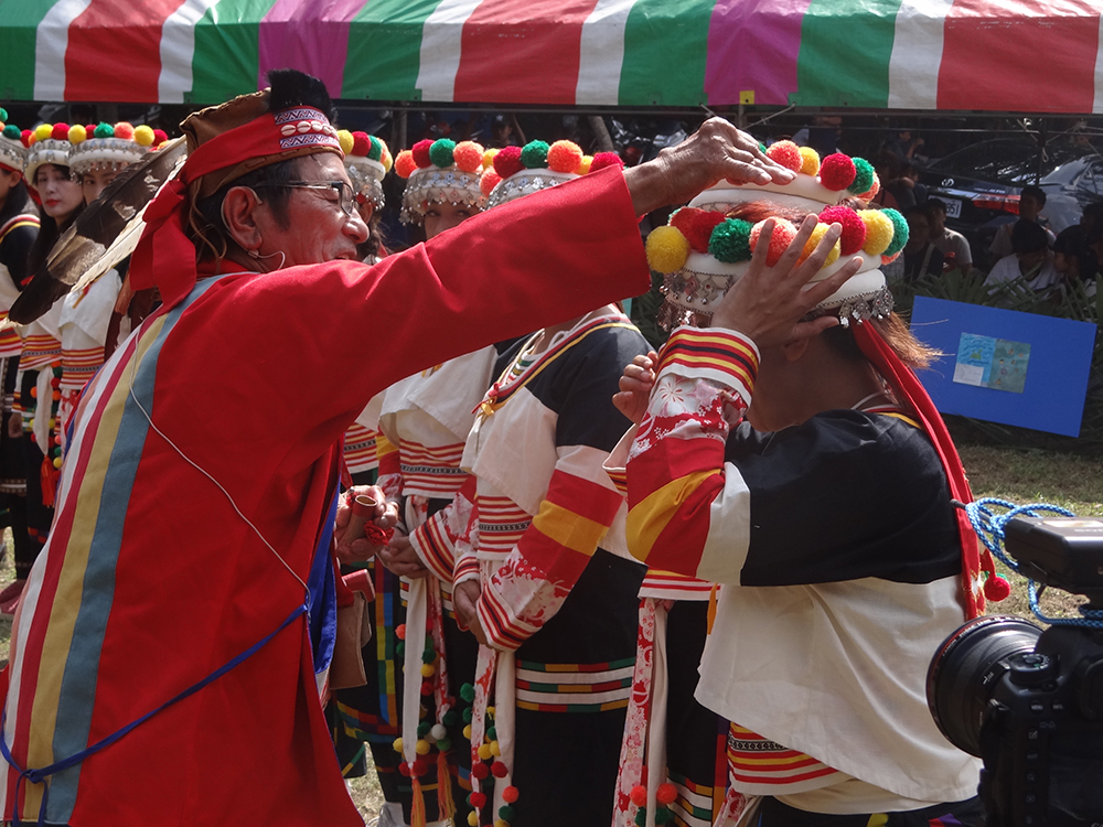拉阿魯哇族傳統祭典為兩年一次,近年來改為每年一次,希望能將文化綿延傳承。(照片提供/高雄市政府原住民事務委員會)