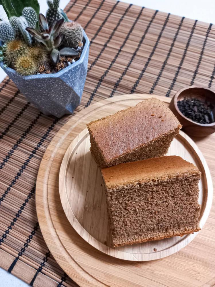 運用當地特色食材做成了長崎蛋糕。(圖片提供/MOOK)