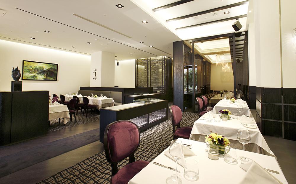 THOMAS CHIEN Restaurant空間明亮優雅。(圖片提供/THOMAS CHIEN Restaurant)