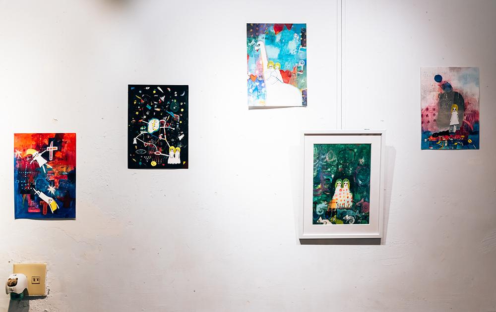 以日本為主的新銳藝術企劃展覽,一年共6檔,讓民眾在高雄也能欣賞海外優質創作。(攝影/陳建豪)