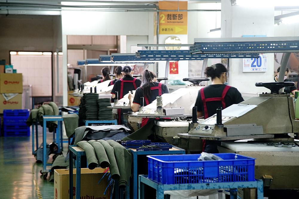 彪琥台灣鞋故事館。(攝影/曾信耀)