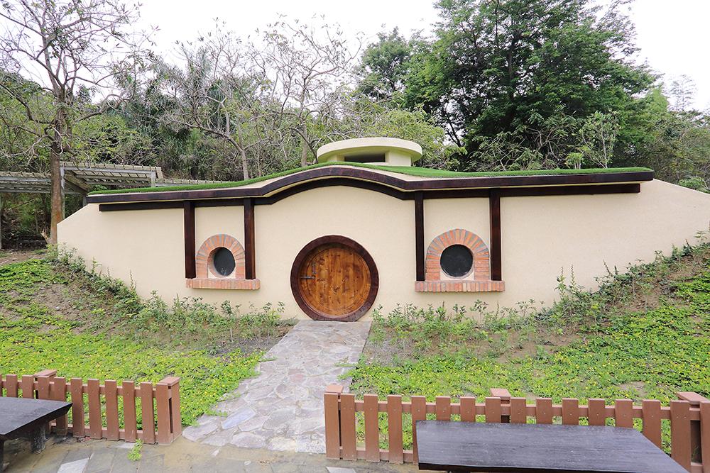 彷彿電影《魔戒》的哈比屯,預計將成為新園區的拍照打卡熱點。(攝影/Carter)