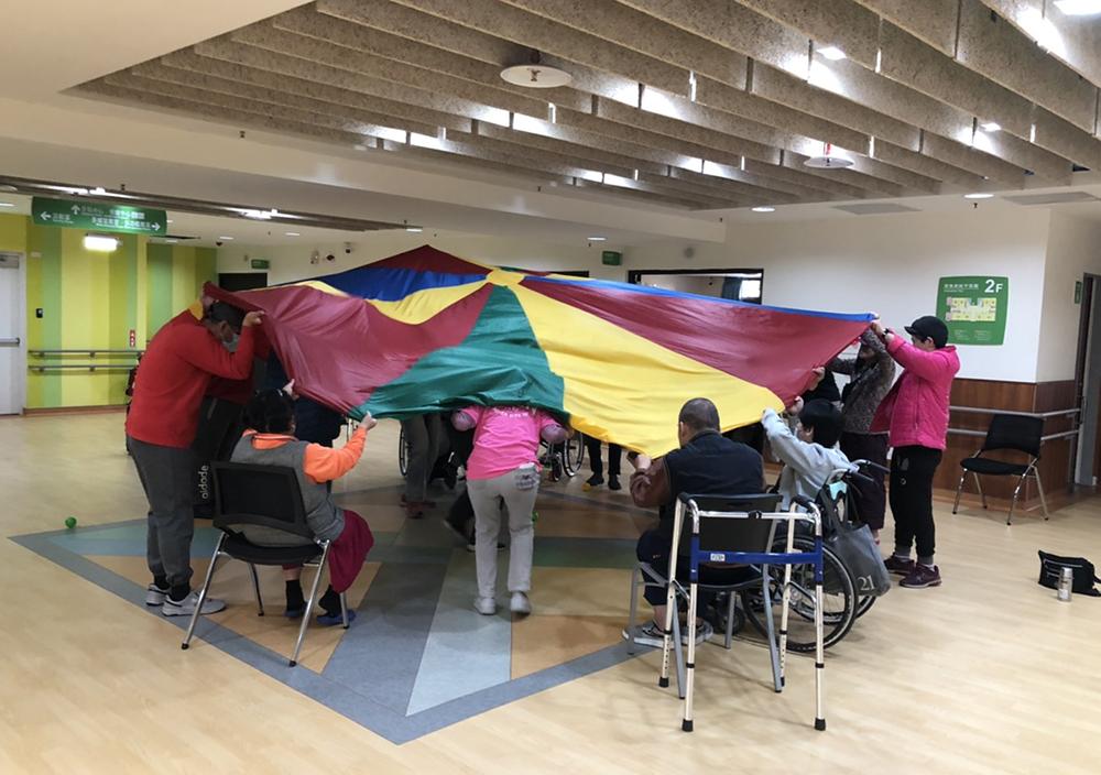 家園內規劃多元課程與活動,另提供教室做為北高雄身心障礙者樂活補給站。(圖片提供/無障礙之家附設燕巢家園)