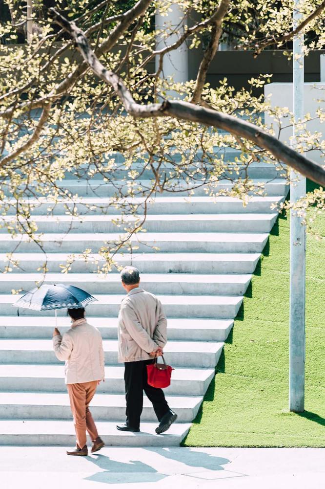 宜居城市至少要讓市民滿足好環境、好生活及好幸福的需求,在各項主客觀指標上,更要讓市民有良好的感受。(攝影/陳建豪)