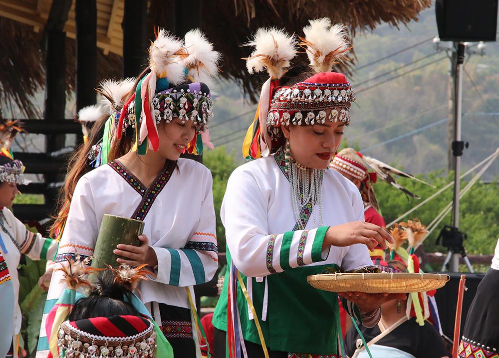 傳統聖貝季每兩年一次,現在為加速傳承部落文化,改為每年舉行。(圖片提供/高雄市拉阿魯哇族文教協進會)