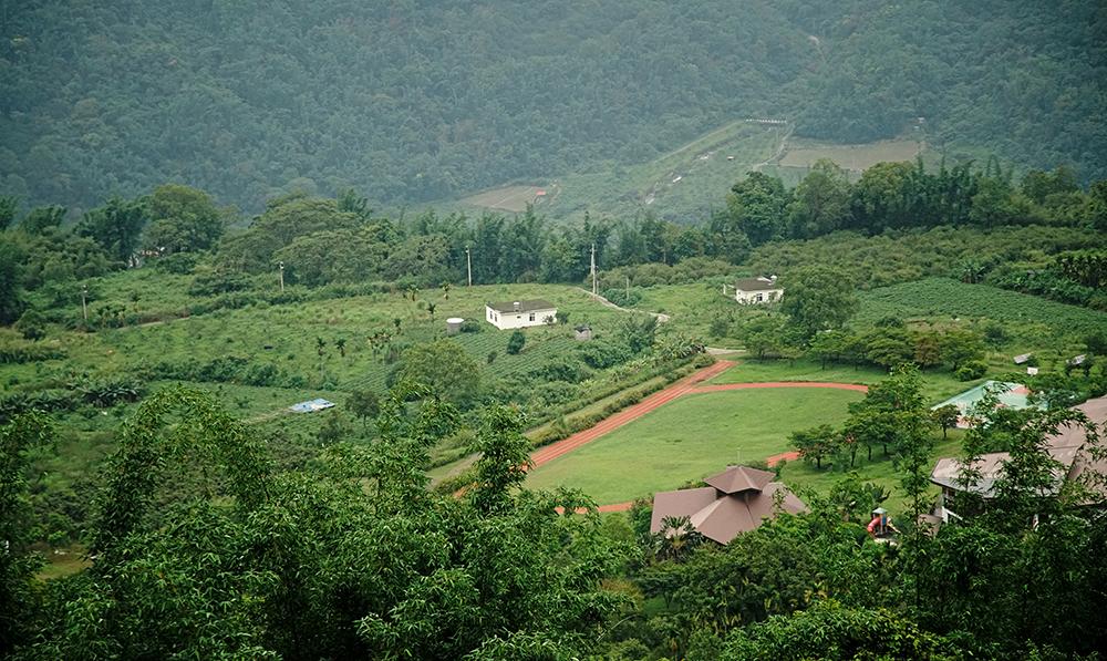 山高水深的那瑪夏原鄉風情。