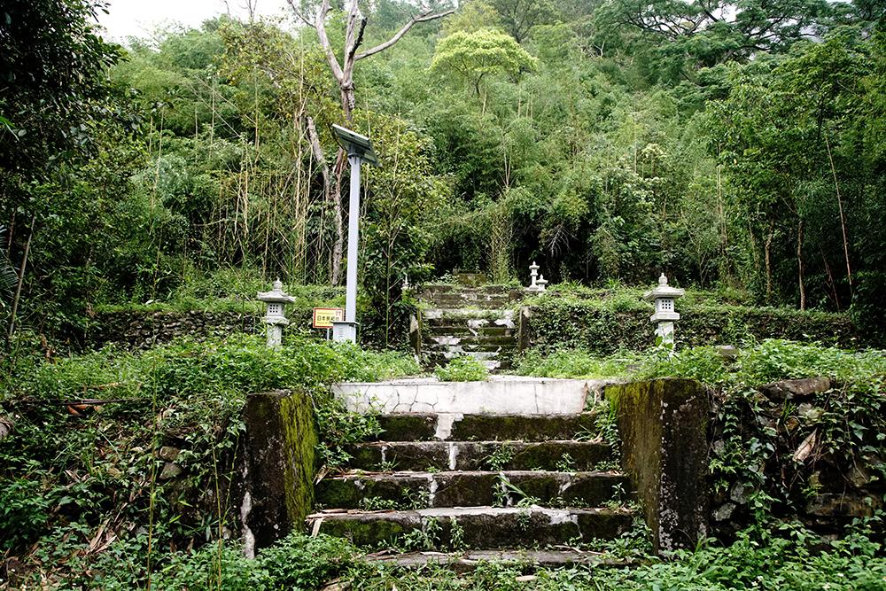 日本神社遺跡。