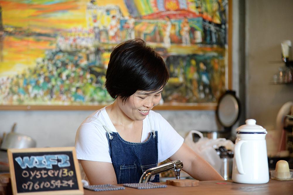 風味多元的特色餐飲是源自Kirin對家鄉的熱情。
